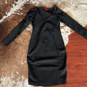 WOW Couture Black fitted dress